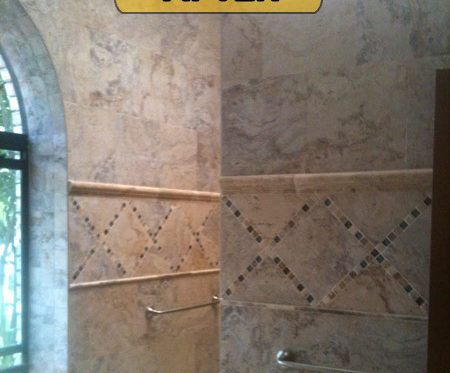 Bathroom Remodel Before, During & After