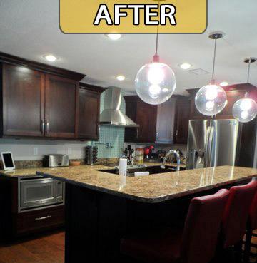 Bathroom Remodeling Before, During & After