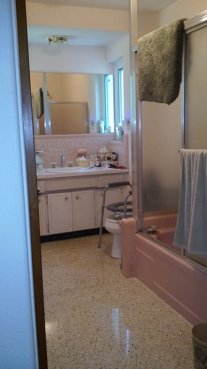St. Pete Bathroom - Avery Construction Design