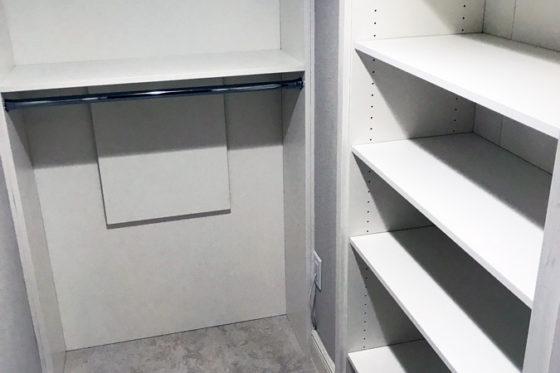 Clippard Closet Remodel