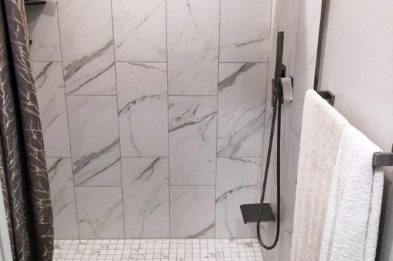 Fox Bathroom