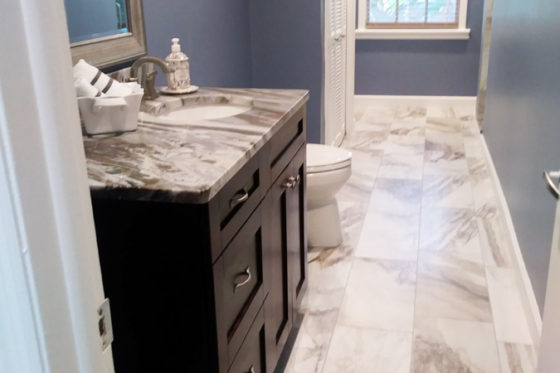 Hirsch Bathroom