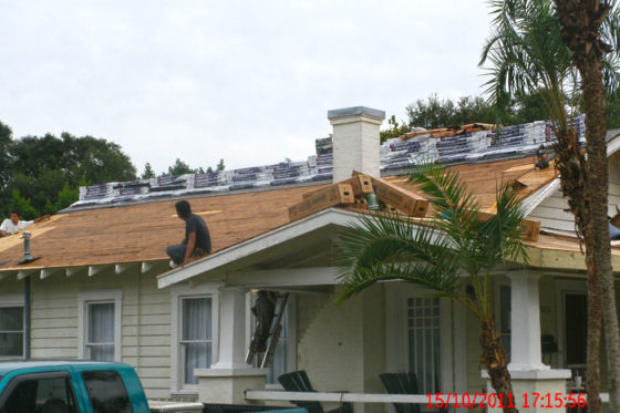 New Roof Tampa