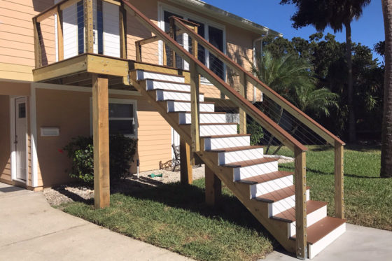 Staircase Addition